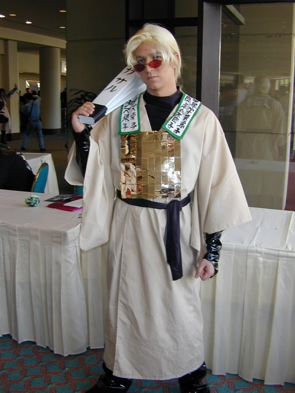 Ziggy's Cosplay: Anime Central 2003 - Cosplay 2